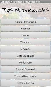 Alimentos screenshot 3