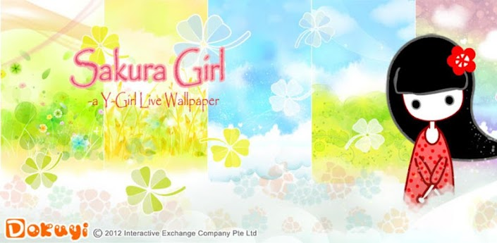 Sakura Falling Live Wallpaper Apk September 2012 Girly Live Wallpaper Hd
