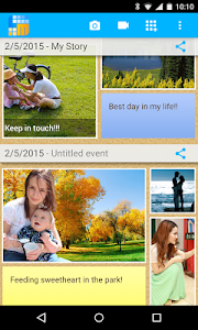 Life Moments screenshot 1