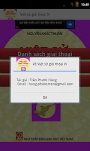 Việt sử giai thoại IV screenshot 4