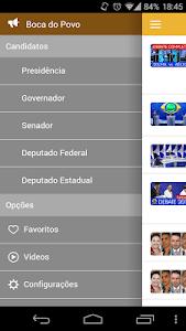 Boca do Povo - Política Brasil screenshot 6