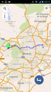 Pozuelo Smart Parking screenshot 5