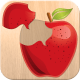 Food puzzle for kids windows phone