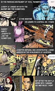 Tool 3 - english strip cartoon screenshot 1