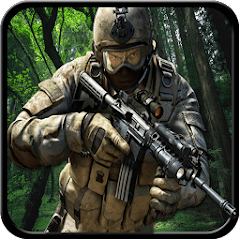 Lone Sniper Army Shooter 3D android