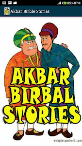 Akbar Birbal Stories screenshot 0