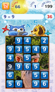 Multiplication Frenzy Free screenshot 4