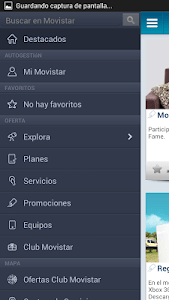 Movistar screenshot 1