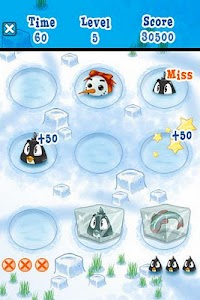 Penguin Pop screenshot 2