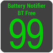Battery Notifier BT Free