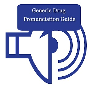 Pronounce Pharmacology Terms
