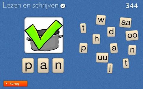 Lezen en Schrijven 2 - Leggen screenshot 2