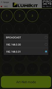 Lumikit PRO X4 RC screenshot 1