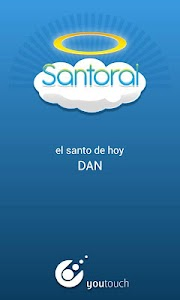 Santoral Android screenshot 0