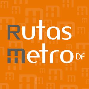 Rutas Metro y Metrobús DF