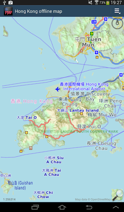 Hong Kong offline map - Android Apps on Google Play