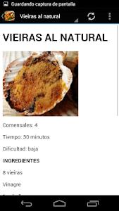 Recetas de cocina gratis screenshot 4
