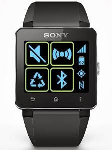 Toggles for SmartWatch screenshot 1