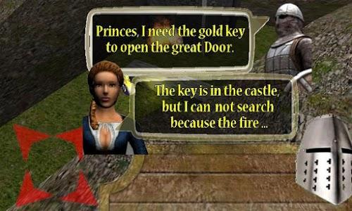 maze, warrior escape screenshot 3