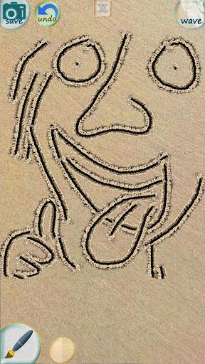 download sand draw sketch