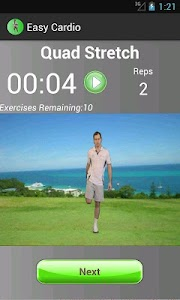 Easy Cardio screenshot 9