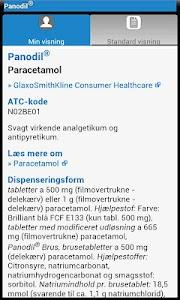 pro.medicin.dk screenshot 1