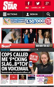 Newspaper Browser Lite screenshot 10