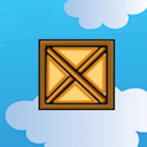 Jumpy Box: Cloudy Sky Fly Free