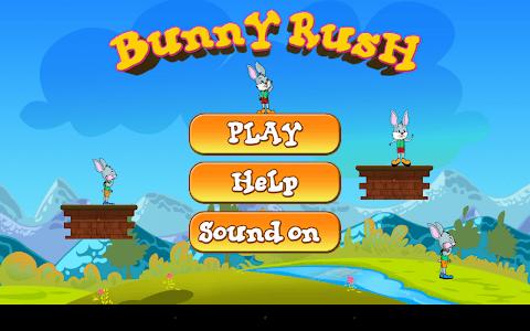 Bunny Rush Run screenshot 17