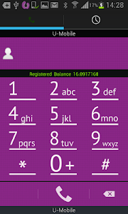 UMOBILE screenshot 1