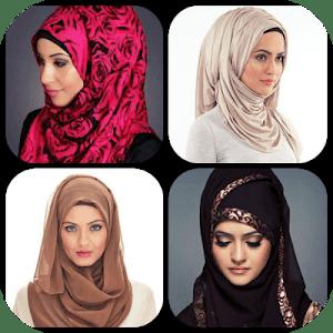 Hijab Fashion and Tutorial screenshot 2