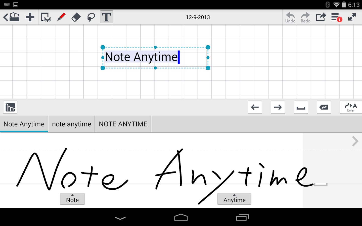 mazec3 Handwriting Recognition - Android Apps on Google Play