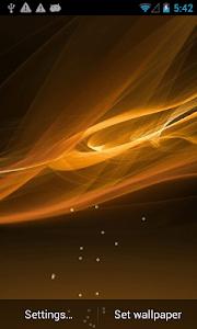 Xperia Z Smart LWP screenshot 1