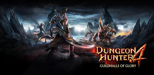 Dungeon Hunter 4 captures d'écran