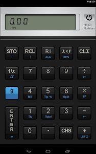 HP 12C Platinum Calculator screenshot 4