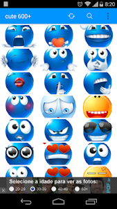 emoticons cute 600 screenshot 0