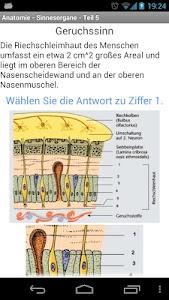Anatomy - Sensory Organs 2 screenshot 2
