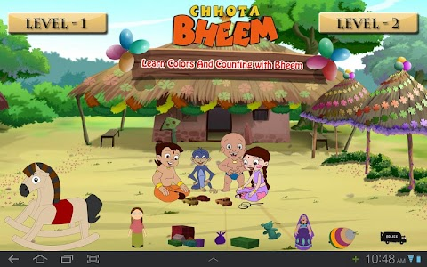 Toy Game with Chhota Bheem screenshot 0