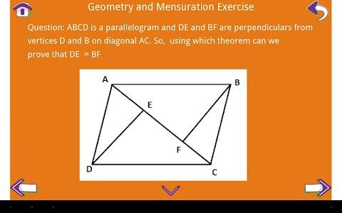 Grade 9 Math Learning Cards screenshot 17