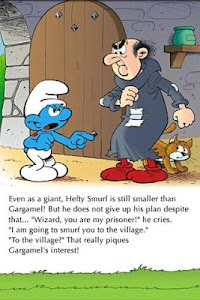 The Smurfs - The Giant Smurf screenshot 3