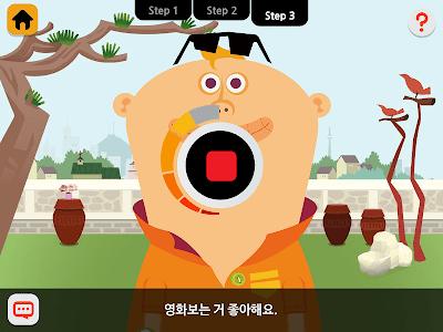 Poppopping Korean–Conversation screenshot 3