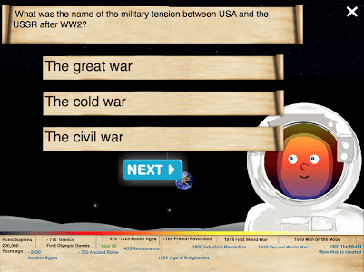 History Quiz for Kids screenshot 23