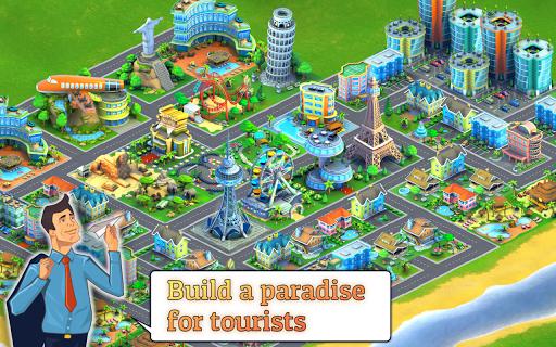 City Island: Airport Asia screenshot 00