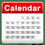 S2 Calendar Widget V3 APK icon