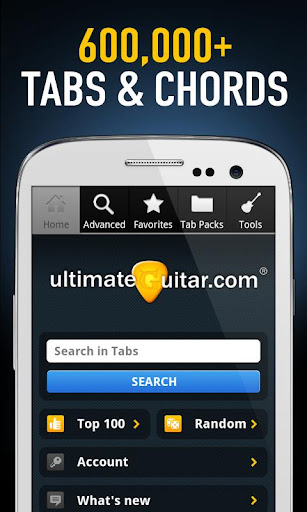 Ultimate Guitar Tabs & Chords v3.6.5 [Unlocked] Apk - android-cracked-application