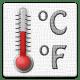 Thermometer (+StatusBar +Wear) windows phone