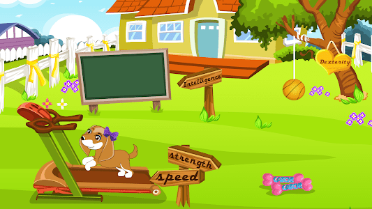 My Cute Dog - Animal Games screenshot 2