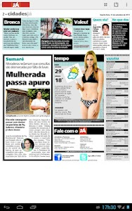 Notícia Já Campinas screenshot 1