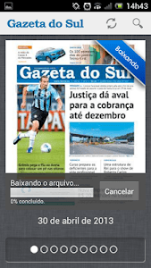 Gazeta do Sul screenshot 2