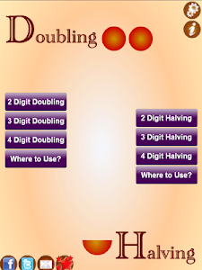 Doubling And Halving screenshot 6